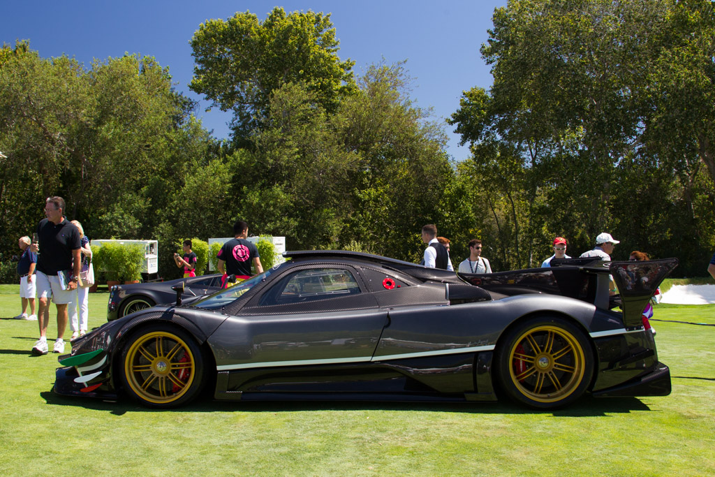 Pagani Zonda Revolucion    - 2015 The Quail, a Motorsports Gathering