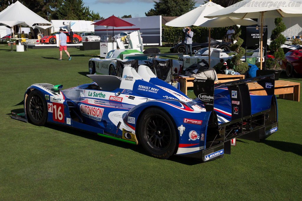 Pescarolo 01 Judd - Chassis: 01-01 - Entrant: Fast Toys Club  - 2015 The Quail, a Motorsports Gathering
