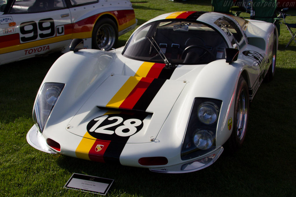 Porsche 906 - Chassis: 906-119 - Entrant: Marco Diez  - 2015 The Quail, a Motorsports Gathering