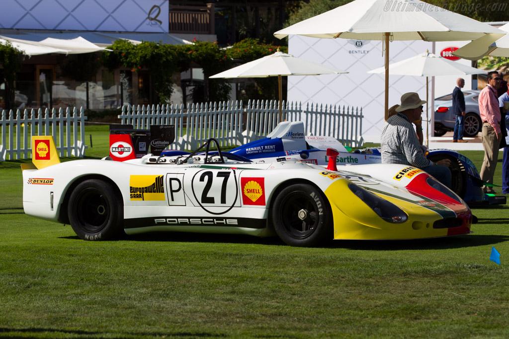 Porsche 908 02 Spyder Chassis 908 02 005 Entrant Jsl