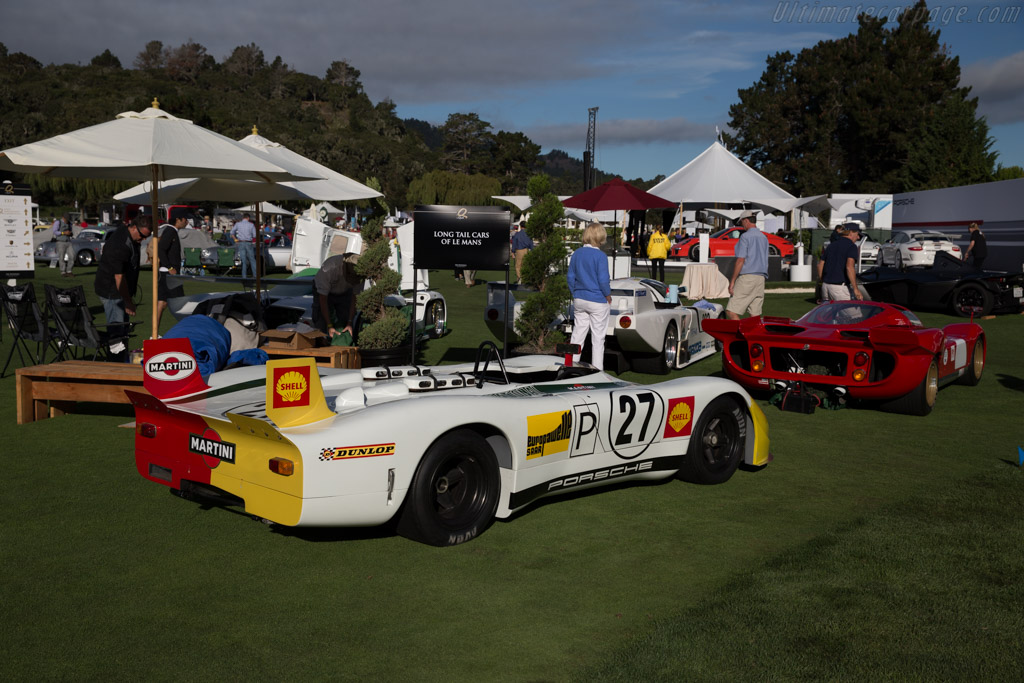 Porsche 908/02 Spyder - Chassis: 908/02-005 - Entrant: JSL Motorsports  - 2015 The Quail, a Motorsports Gathering