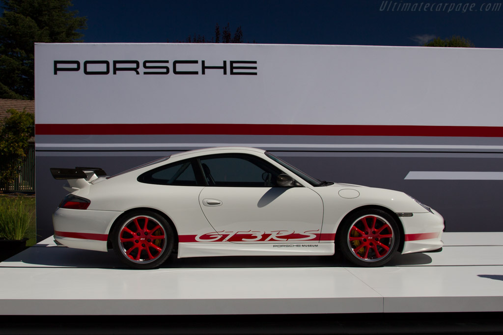 Porsche 911 GT3 RS    - 2015 The Quail, a Motorsports Gathering