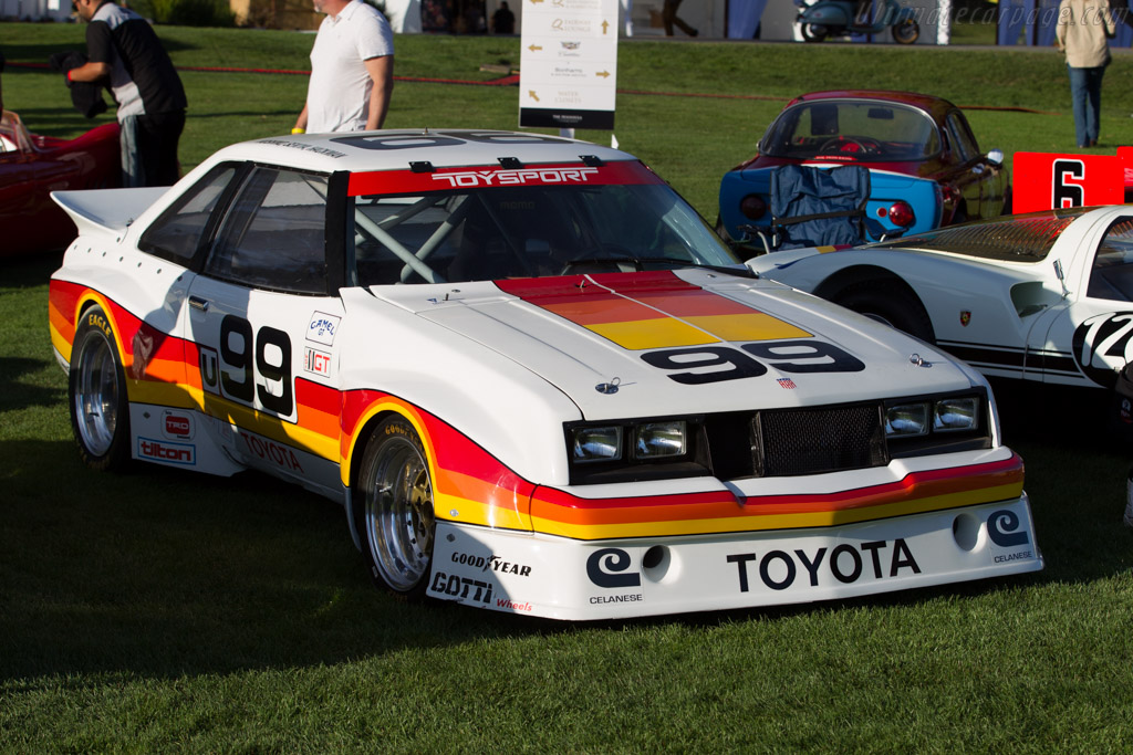 Toyota Celica GTU    - 2015 The Quail, a Motorsports Gathering