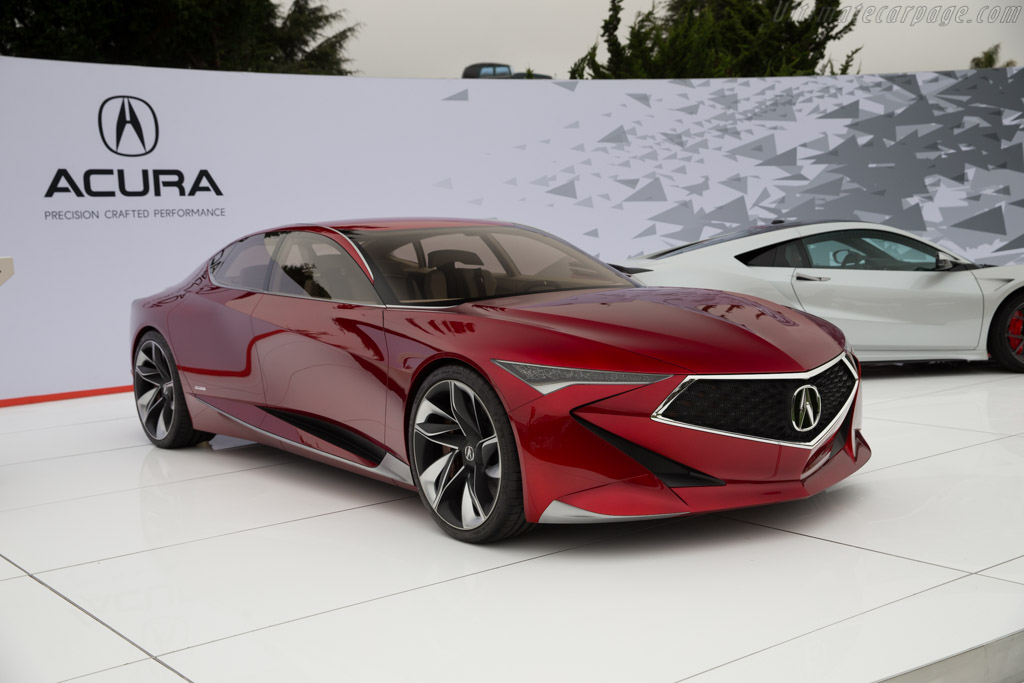 Acura Precision Concept    - 2016 The Quail, a Motorsports Gathering