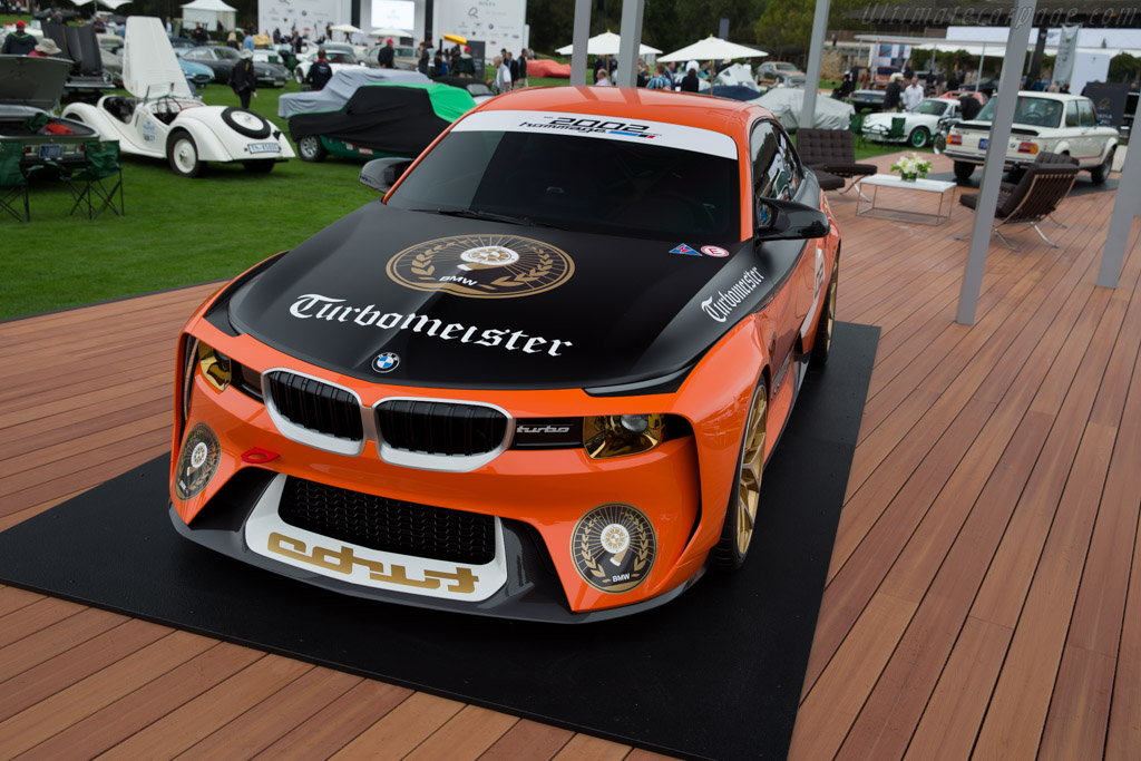 BMW 2002 Hommage    - 2016 The Quail, a Motorsports Gathering