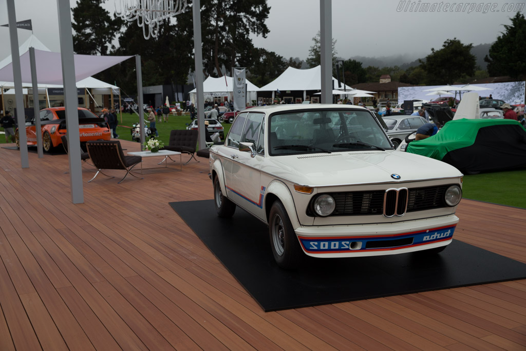 BMW 2002 Turbo  - Entrant: BMW North America  - 2016 The Quail, a Motorsports Gathering
