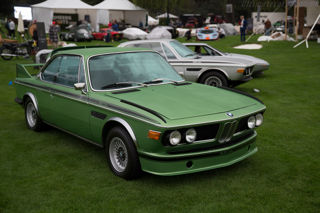 BMW 3.0 CSL - Chassis: 4355016 - Entrant: Ron Perry  - 2016 The Quail, a Motorsports Gathering