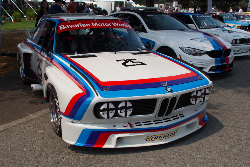 BMW 3.0 CSL IMSA - Chassis: 2275985 - Entrant: BMW North America  - 2016 The Quail, a Motorsports Gathering