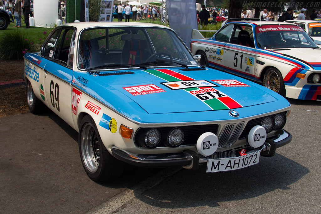 BMW 3.0 CSL Rally - Chassis: 2211342 - Entrant: Peter & Jennifer Gleeson  - 2016 The Quail, a Motorsports Gathering