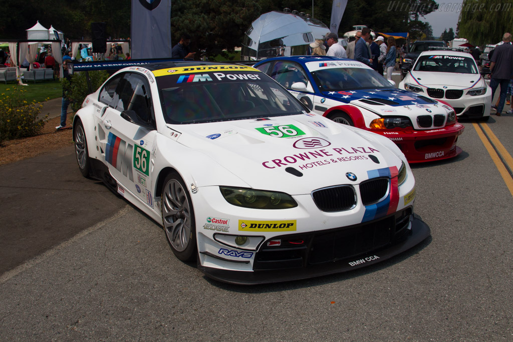 BMW M3 GT - Chassis: 1101 - Entrant: BMW North America - 2016 The ...