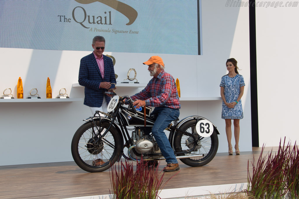 BMW R 47    - 2016 The Quail, a Motorsports Gathering