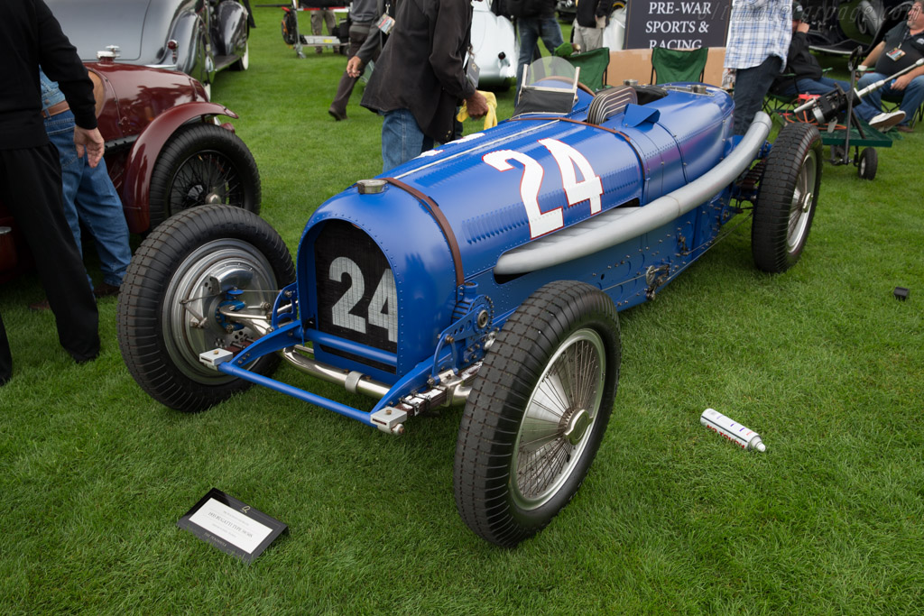 Bugatti Type 59/50S - Chassis: 2 - Entrant: Gregory S. Jones  - 2016 The Quail, a Motorsports Gathering