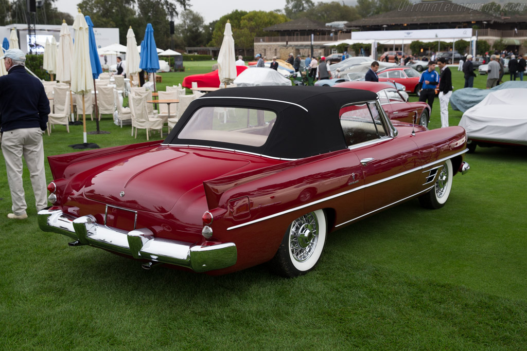 Dual-Ghia  - Entrant: Anne Brockington Lee / Robert M. Lee Collection  - 2016 The Quail, a Motorsports Gathering
