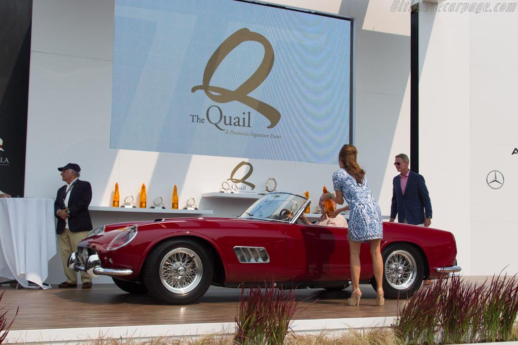 Ferrari 250 GT LWB California Spider Competizione - Chassis: 1699GT - Entrant: Jon Shirley  - 2016 The Quail, a Motorsports Gathering