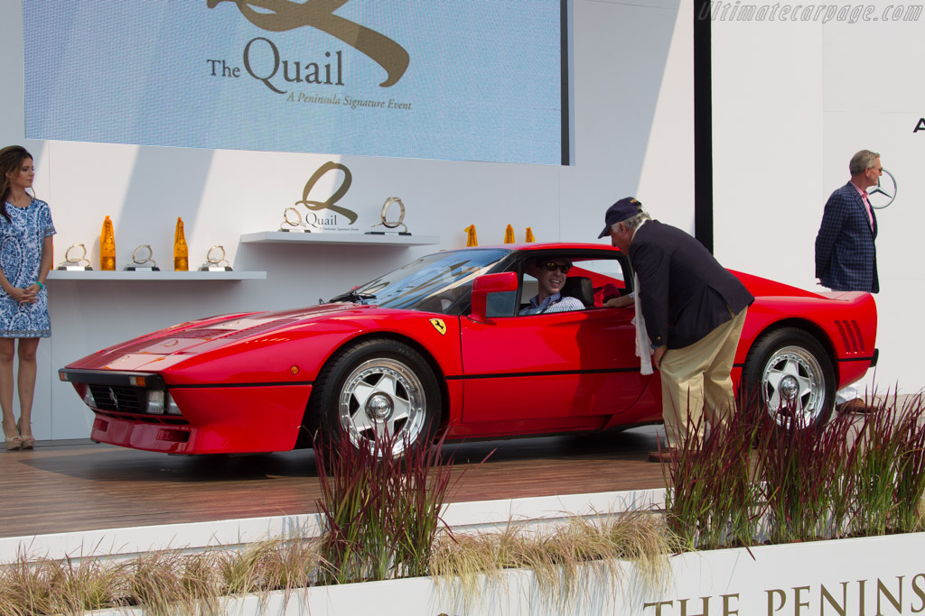 Ferrari 288 GTO - Chassis: 54805   - 2016 The Quail, a Motorsports Gathering