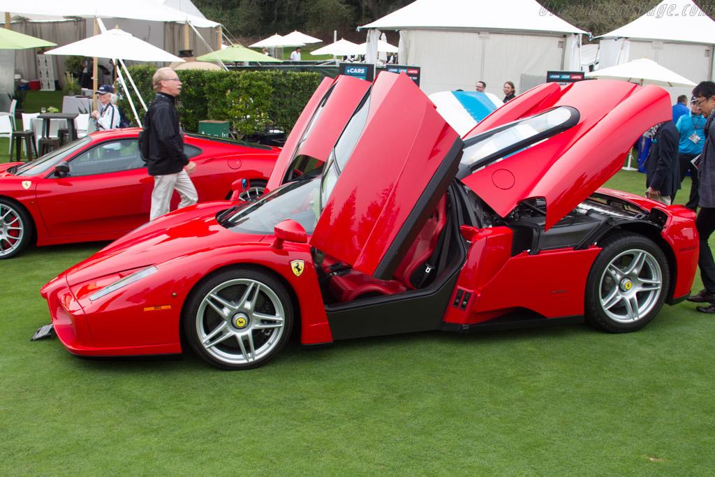 Ferrari Enzo - Chassis: 133921 - Entrant: Mario Torigo  - 2016 The Quail, a Motorsports Gathering