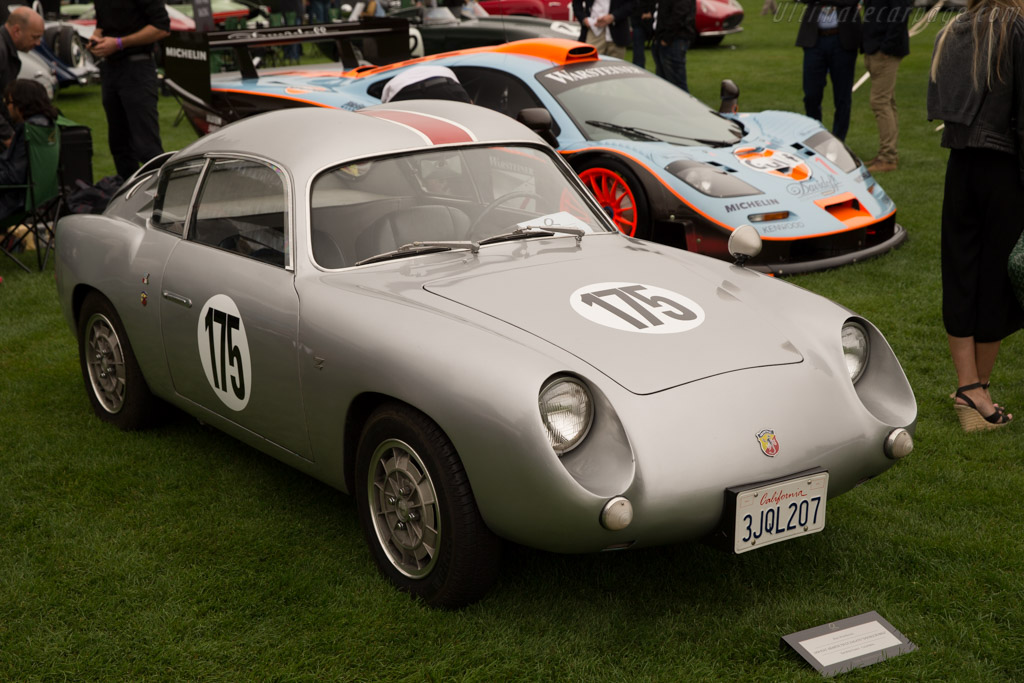 Fiat Abarth 750 GT Zagato  - Entrant: The Byrd Family  - 2016 The Quail, a Motorsports Gathering