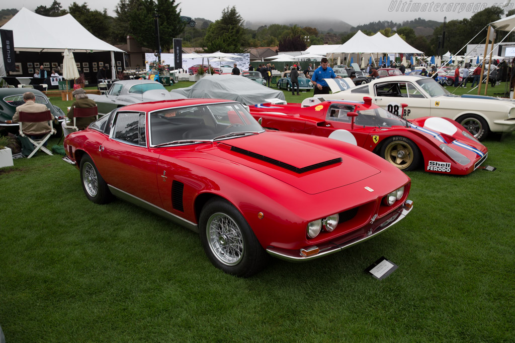 Iso Grifo 7 Litri  - Entrant: Bill Attaway Restorations  - 2016 The Quail, a Motorsports Gathering