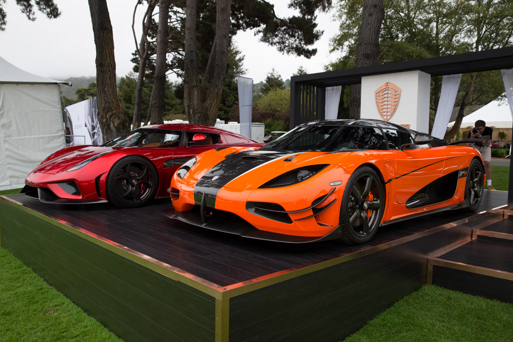 Koenigsegg Agera XS - Chassis: 7128   - 2016 The Quail, a Motorsports Gathering