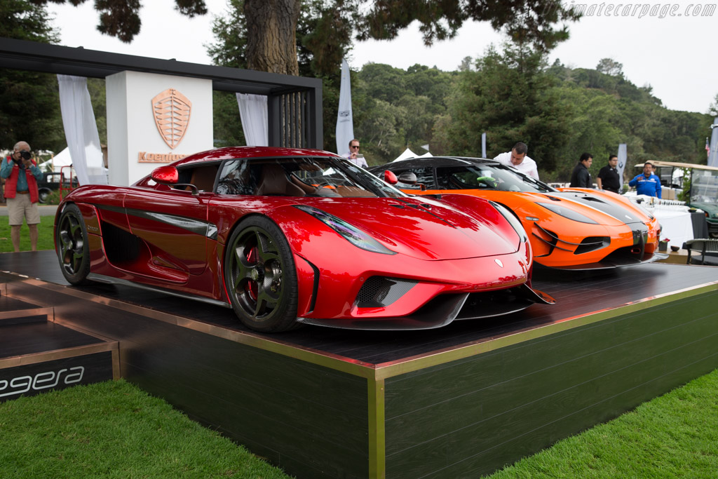 Koenigsegg Regera - Chassis: 7126   - 2016 The Quail, a Motorsports Gathering