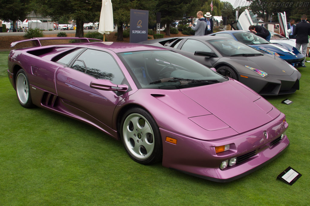 Lamborghini Diablo SE30  - Entrant: We Are Curated  - 2016 The Quail, a Motorsports Gathering