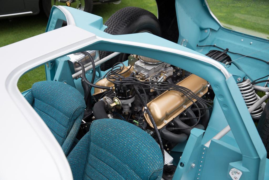 Lola Mk6 GT - Chassis: LGT/P - Entrant: Allen Grant  - 2016 The Quail, a Motorsports Gathering