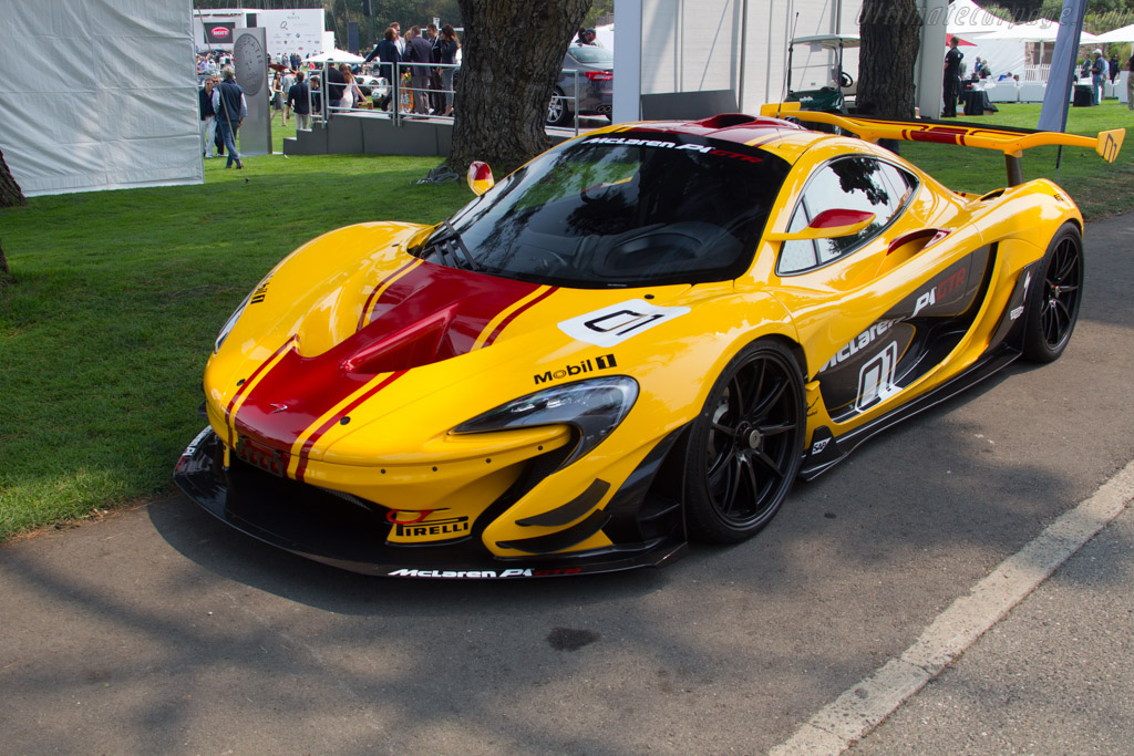 McLaren P1 GTR - Chassis: 100001   - 2016 The Quail, a Motorsports Gathering