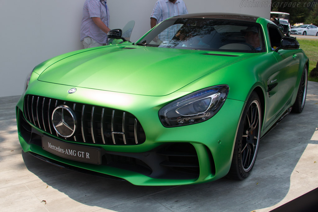 Mercedes-AMG GT R    - 2016 The Quail, a Motorsports Gathering