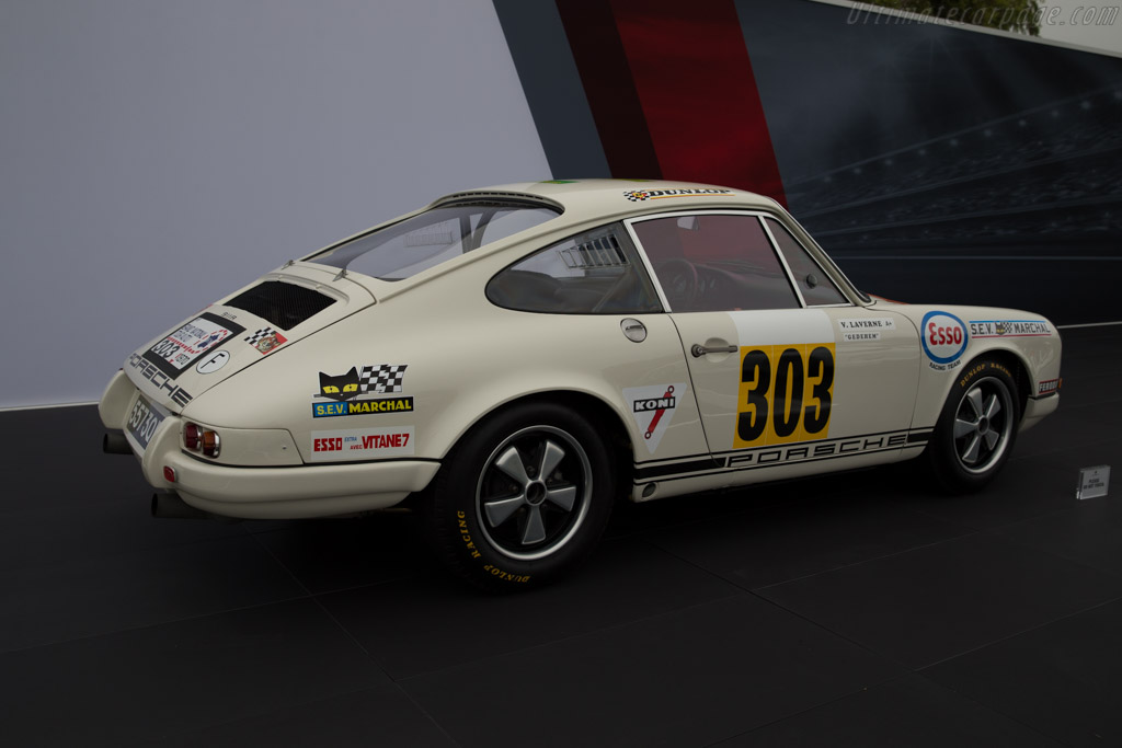 Porsche 911 R - Chassis: 11899003R   - 2016 The Quail, a Motorsports Gathering