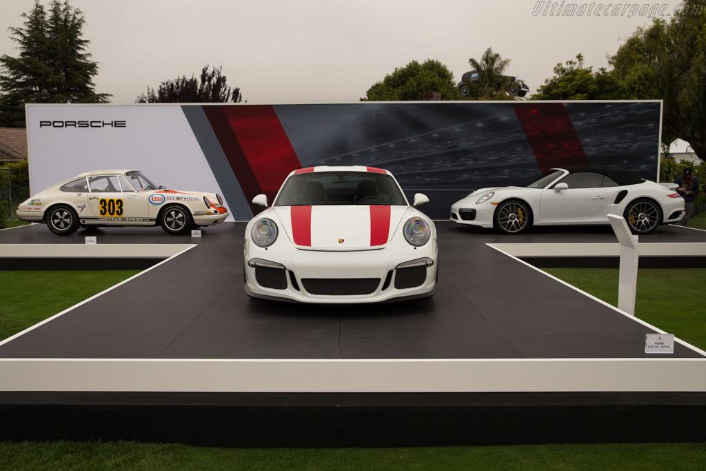 Porsche 911 R    - 2016 The Quail, a Motorsports Gathering