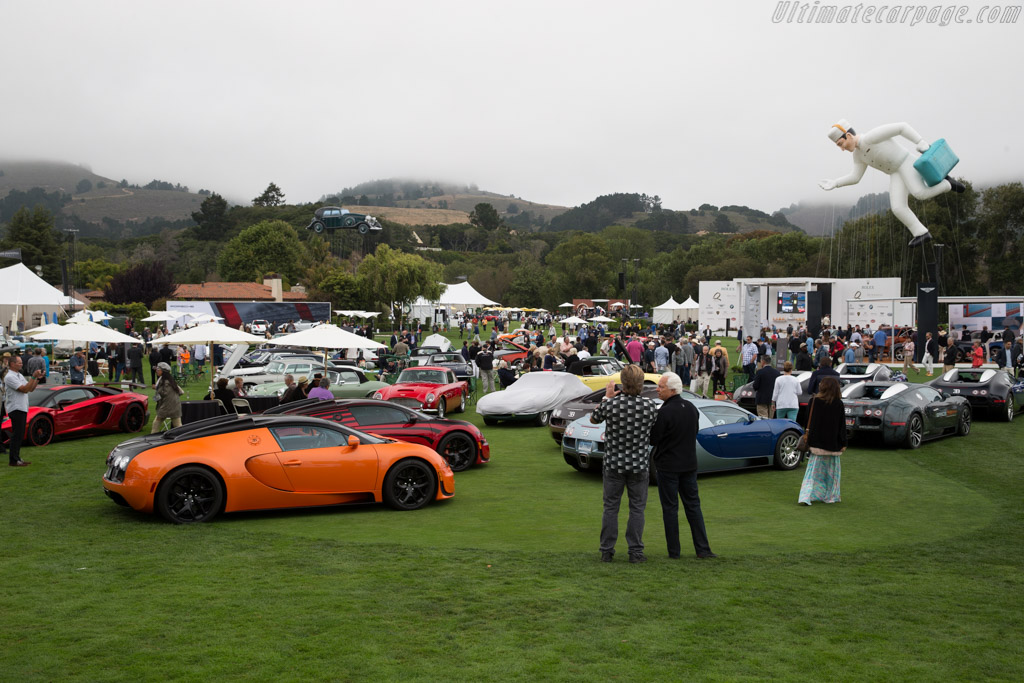 Welcome to the Quail Lodge    - 2016 The Quail, a Motorsports Gathering