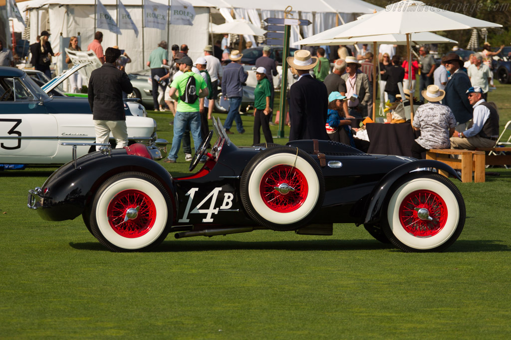 Allard J2 - Chassis: 1850   - 2017 The Quail, a Motorsports Gathering