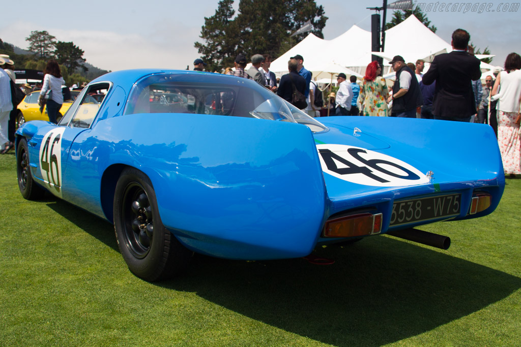 Apine M64 - Chassis: 1711 - Entrant: Kim & Mitch McCullough  - 2017 The Quail, a Motorsports Gathering