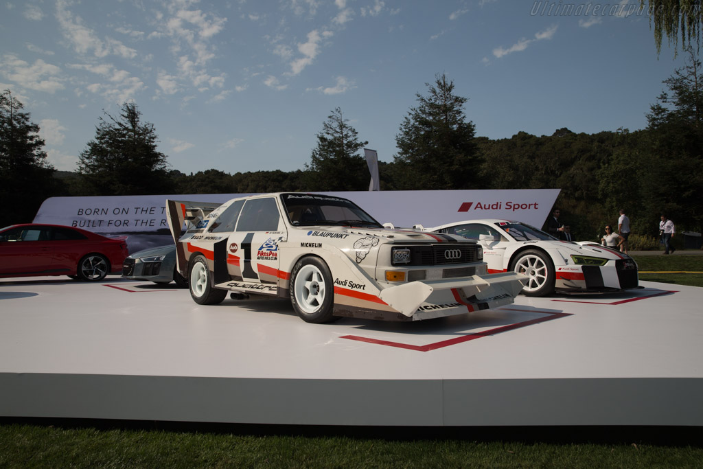 Audi Sport Quattro S1 - Chassis: 85ZGA905020   - 2017 The Quail, a Motorsports Gathering