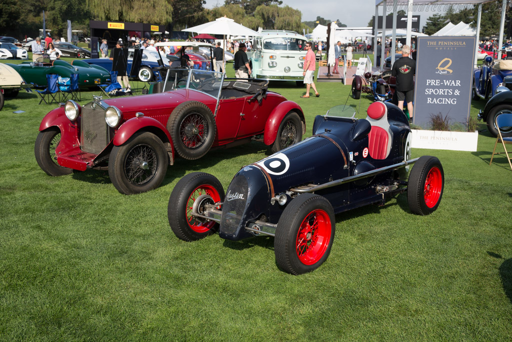 Austin Seven Special    - 2017 The Quail, a Motorsports Gathering