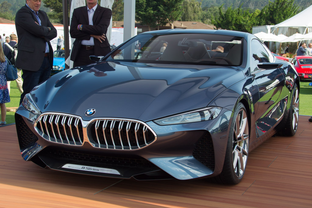 BMW Concept 8 Series    - 2017 The Quail, a Motorsports Gathering