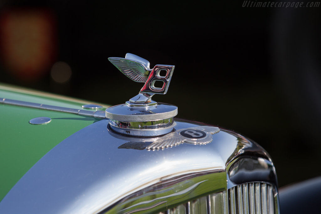 Bentley 3½-Litre DHC  - Entrant: Gail Reingold  - 2017 The Quail, a Motorsports Gathering