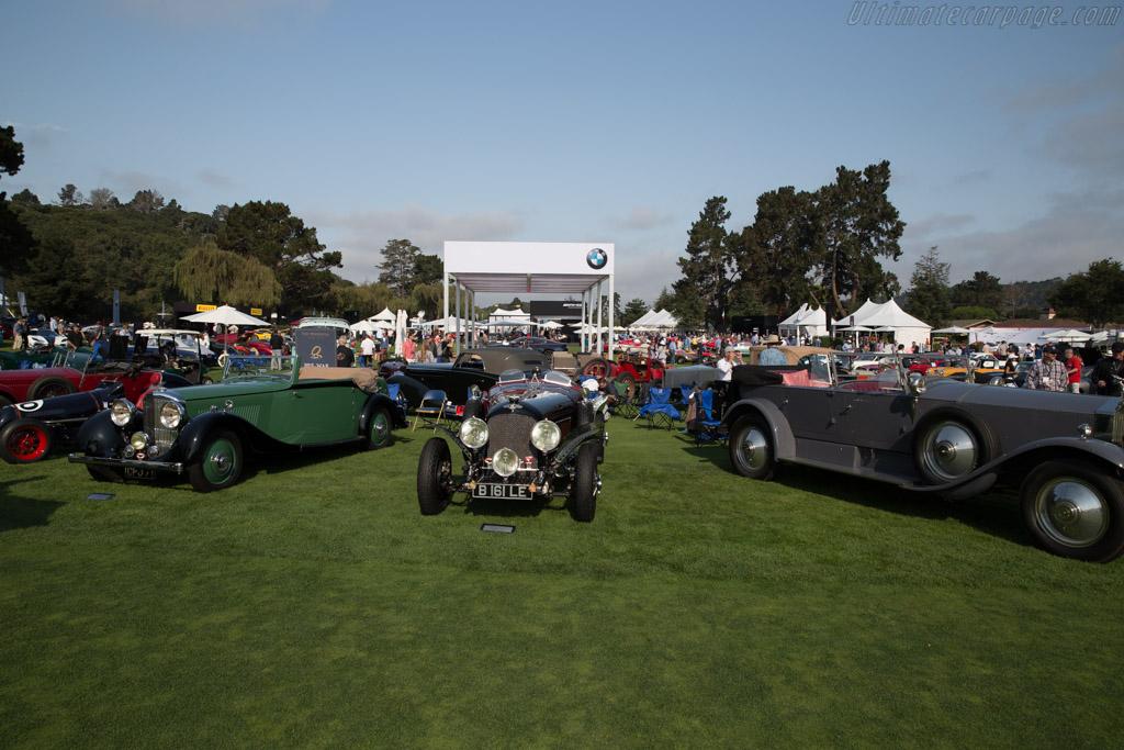 Bentley La Bestioni  - Entrant: Gary L. Wales  - 2017 The Quail, a Motorsports Gathering