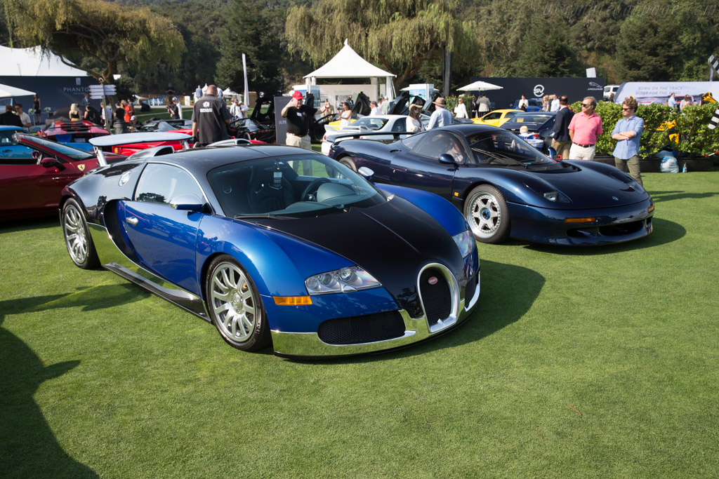 Bugatti Veyron - Chassis: VF9SA15B06M795006 - Entrant: Ed Baalbaki  - 2017 The Quail, a Motorsports Gathering
