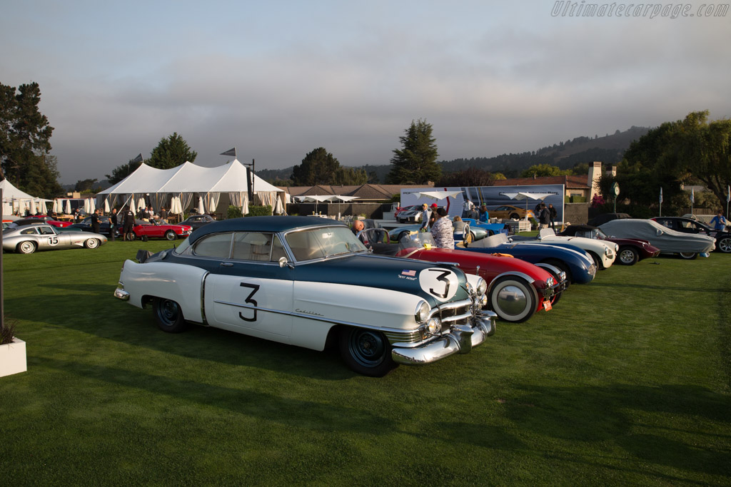 Cadillac Series 61 Coupe  - Entrant: David Walmsley  - 2017 The Quail, a Motorsports Gathering