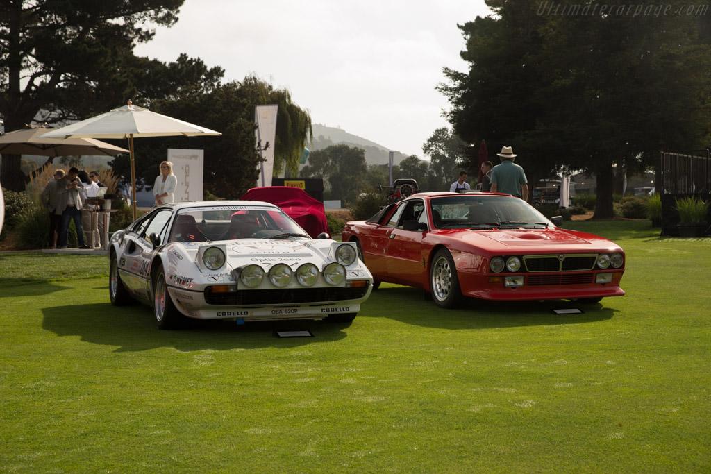 Ferrari 308 GTB Group B - Chassis: 18847 - Entrant: Steven Read  - 2017 The Quail, a Motorsports Gathering