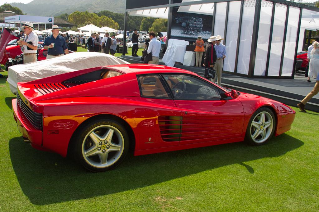 Ferrari 512 TR - Chassis: 95314 - Entrant: Thomas Shannon - 2017 The Quail, a Motorsports Gathering