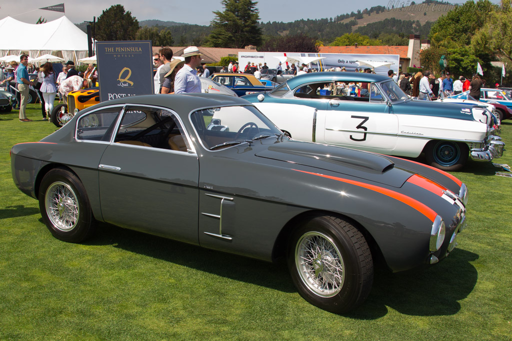 Fiat 8V Zagato Coupe - Chassis: 106*000108 - Entrant: Bruce Vanyo  - 2017 The Quail, a Motorsports Gathering