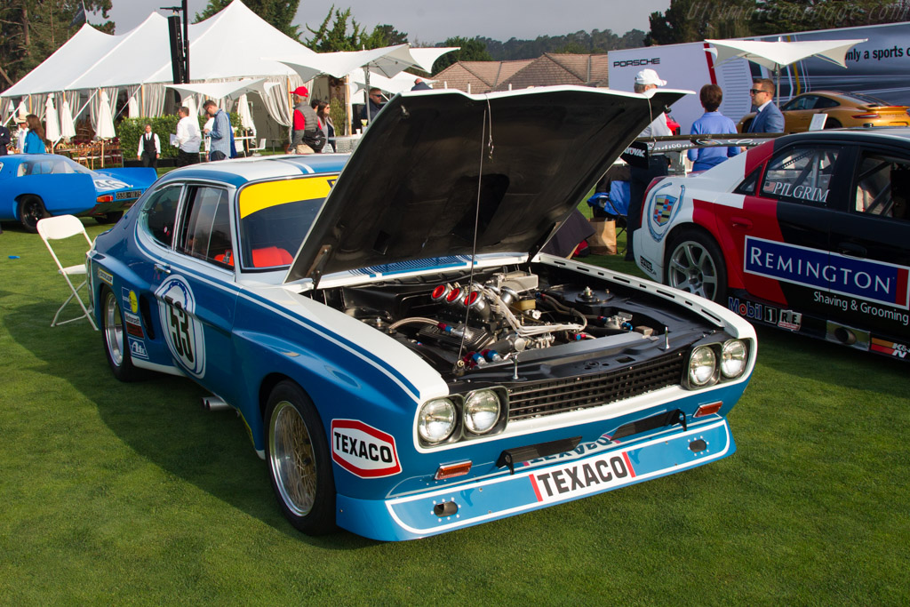 Ford Capri 2600 RS - Chassis: GAECLJ19997   - 2017 The Quail, a Motorsports Gathering