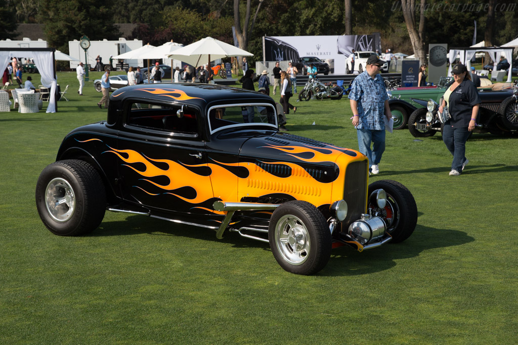 Ford Hot Rod  - Entrant: Bruce Meyer  - 2017 The Quail, a Motorsports Gathering