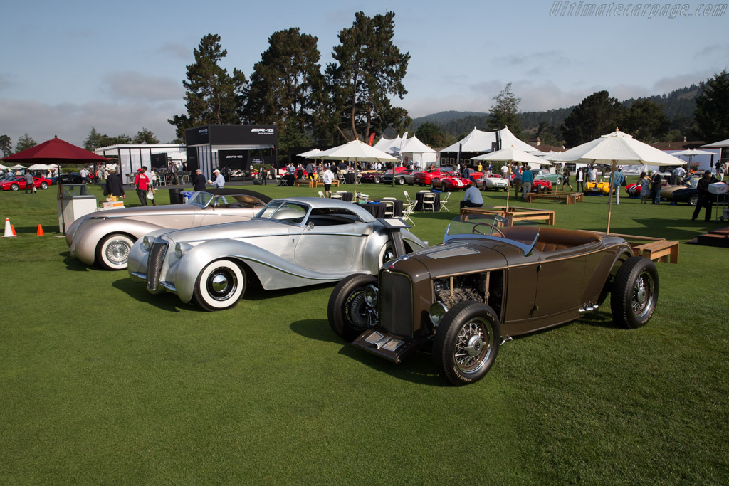 Ford Roadster  - Entrant: Ron Lee  - 2017 The Quail, a Motorsports Gathering