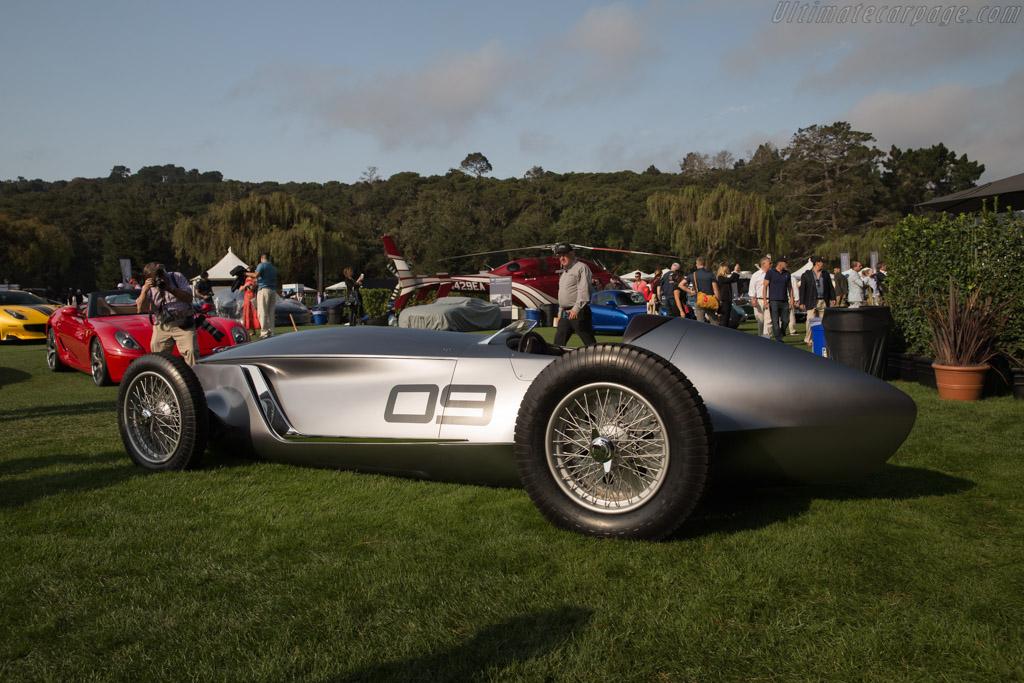 Infiniti Prototype 9    - 2017 The Quail, a Motorsports Gathering