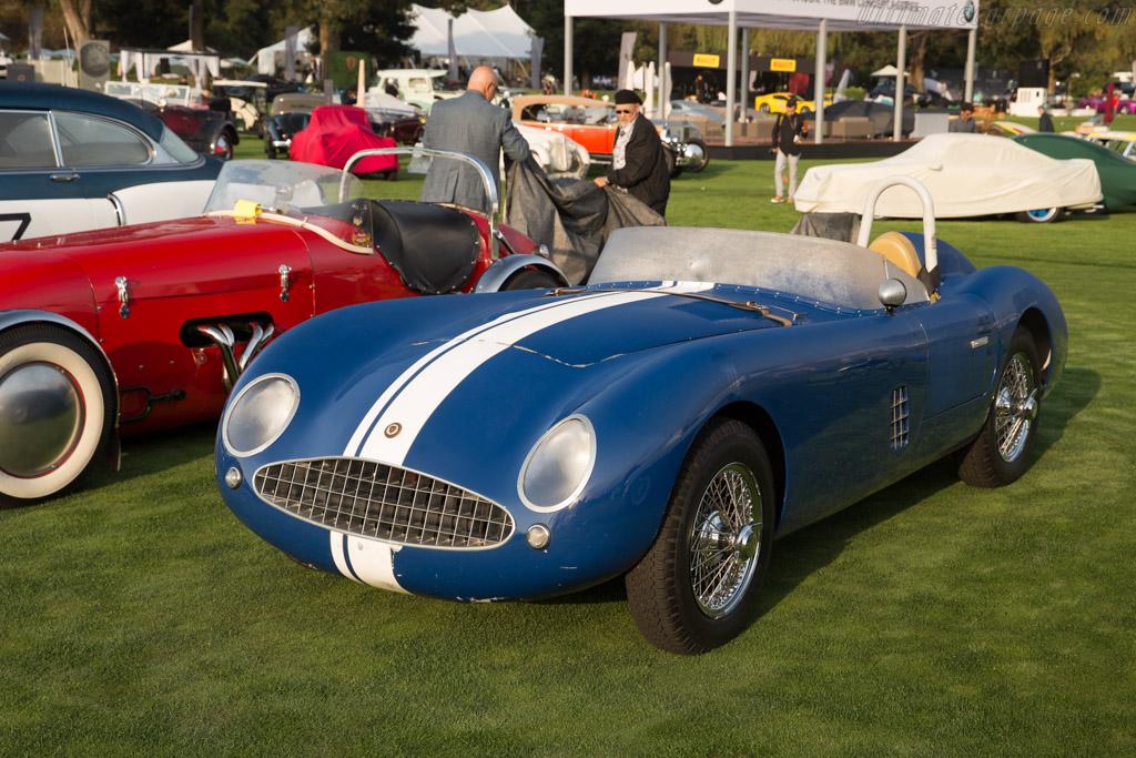 Jaguar Sutton Special  - Entrant: A. Joel Eisenberg & Co.  - 2017 The Quail, a Motorsports Gathering