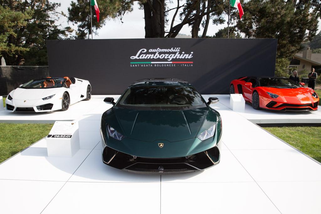 Lamborghini Huracan Performante    - 2017 The Quail, a Motorsports Gathering