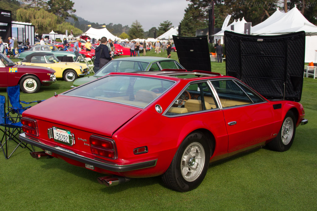 Lamborghini Jarama - Chassis: 10344 - Entrant: Dr. Perry & Judith Mansfield  - 2017 The Quail, a Motorsports Gathering